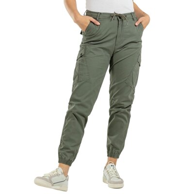 Reell Reflex Women LW Lightweight Cargo Light Olive